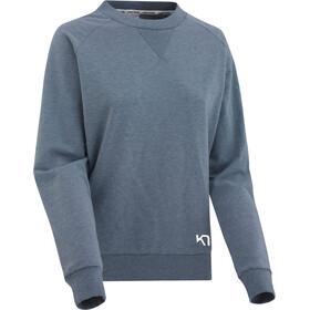 Kari Traa Traa Sweat-shirt à col ras-du-cou Femme, jeans